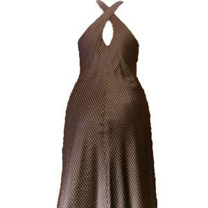 LAUREN Ralph Lauren Silk Cocktail Dress